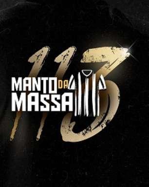 Sucesso em 2020, Atlético-MG lança nova versão do 'Manto da Massa'