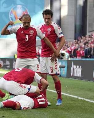 Eriksen é convidado pela Uefa a estar na final da Eurocopa