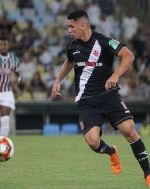 Ex-Vasco, Paulinho publica reação ao ser convocado para seleção olímpica