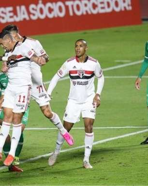 Análise: Reinaldo de zagueiro e Sara na lateral. Como o São Paulo entrou em campo contra a Chapecoense
