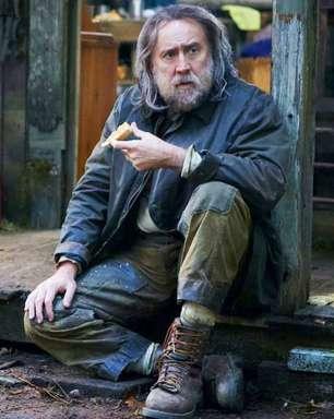 Trailer mostra Nicolas Cage atrás de quem roubou seu porco