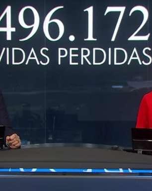 JN encerra edição lamentando mortes de funcionários da Globo por covid