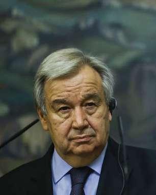 António Guterres é reeleito como secretário-geral da ONU