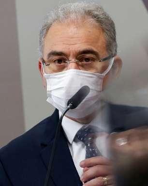 Pazuello, Queiroga e Araújo serão investigados pela CPI da Covid, dizem fontes