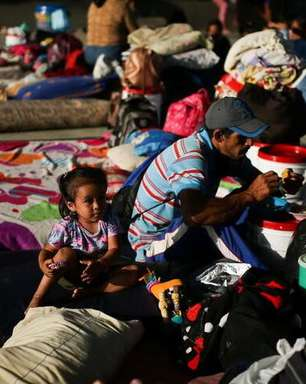 Número de pessoas forçadas a se deslocar cresce durante pandemia, diz ONU