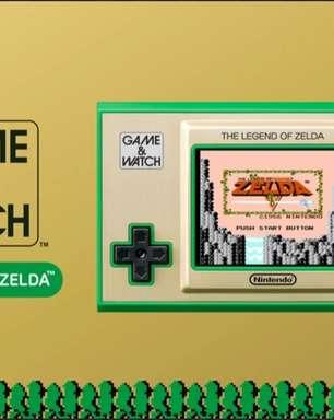 Game & Watch: conheça a história do primeiro portátil da Nintendo