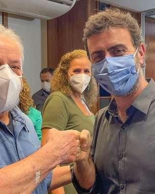 Com Freixo e Dino, PSB dá guinada à esquerda por Lula