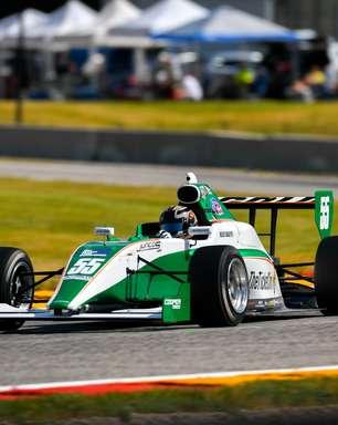 Sulaimán surpreende e vence corrida 1 da Pro 2000 em Elkhart Lake. Rasmussen abandona