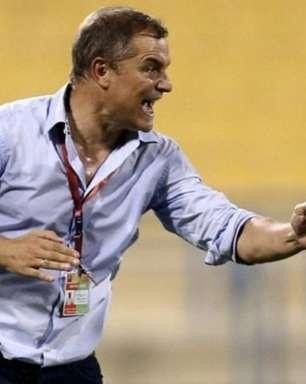 Diego Aguirre é o novo técnico do Internacional