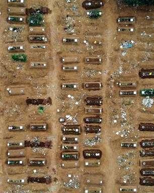Brasil ultrapassa 500 mil mortes por covid-19