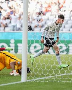 Goleada da Alemanha sobre Portugal leva web à loucura
