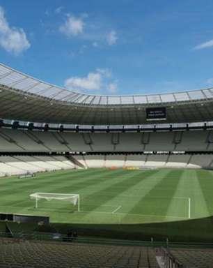 Fortaleza aposta na Arena Castelão para bater o Fluminense