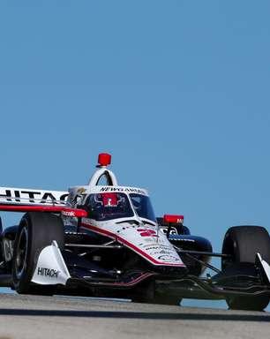 Newgarden lidera segundo treino da Indy em Road America