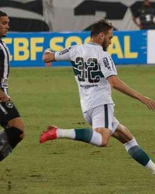 Em disputa dramática nos pênaltis, Botafogo perde para o Coritiba o título da Copa do Brasil Sub-20