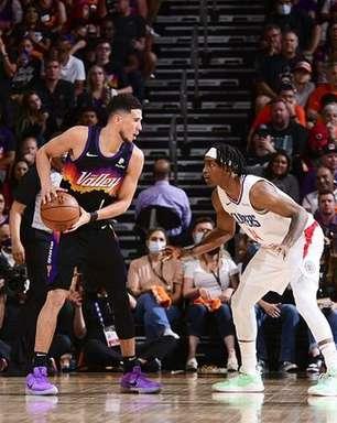 Devin Booker brilha e Suns faz 1 a 0 no Clippers