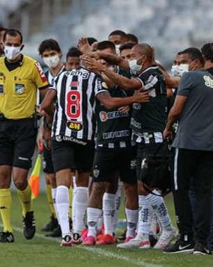 Para Casagrande, o Atlético-MG é favorito para vencer a Libertadores, Brasileirão e Copa do Brasil