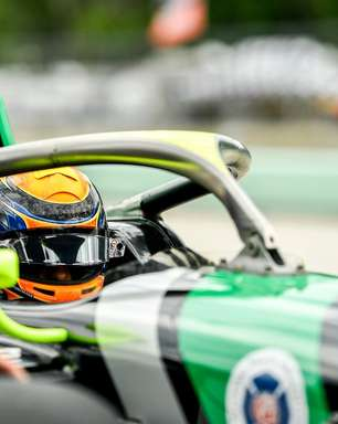 Malukas vence corrida 2 da Indy Lights em Elkhart Lake. Kirkwood abandona