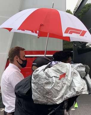 Paul Ricard tem previsão de chuva e ventos fortes durante GP da França de Fórmula 1