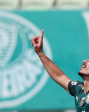Com dois de Willian, Palmeiras vira nos acréscimos sobre o América-MG e entra no G4 do Brasileiro