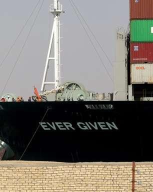 Donos de navio que bloqueou Suez oferecem nova compensação
