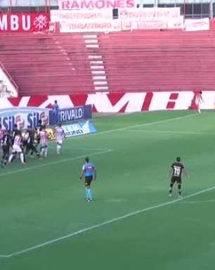 SÉRIE B: Gols de Náutico 3 x 1 Botafogo