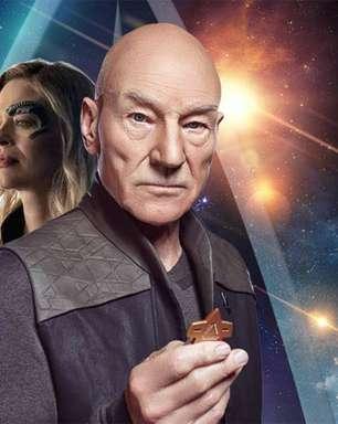 """Trailer de """"Star Trek: Picard"""" revela volta de Q e crise temporal"""