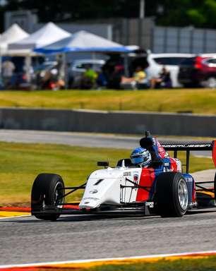Rasmussen vence corrida 2 da Pro 2000 em Elkhart Lake e abre vantagem na liderança
