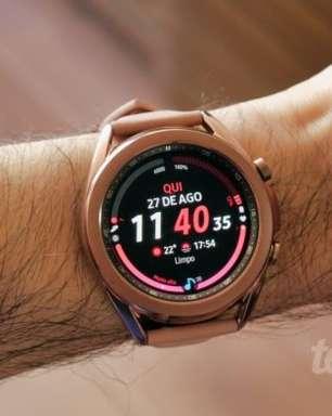 Samsung marca evento em junho e pode anunciar Galaxy Watch 4