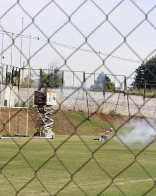 Centro de Treinamento da Ponte Preta sofre ataque com bombas
