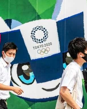 Jogos de Tóquio terão torcedores locais e limite de 10.000 por sede