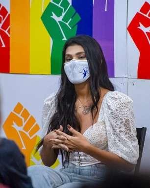 Pocah é nomeada embaixadora do Grupo Arco-Íris no mês do Orgulho LGBTQIA+