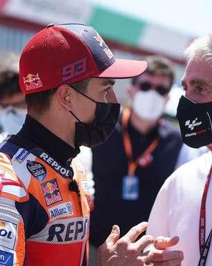 """Marc Márquez diz que papo com Doohan lhe deu """"confiança para seguir trabalhando"""""""