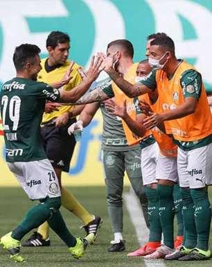 Palmeiras supera início de Brasileirão de campanhas campeãs