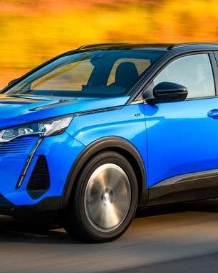 Mais caro, Peugeot 3008 2022 estreia por R$ 229.990