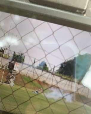 CT da Ponte Preta é atacado durante treinamento