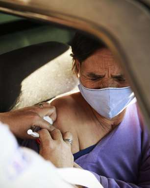 Brasil tem 29,84% da população vacinada com a 1ª dose
