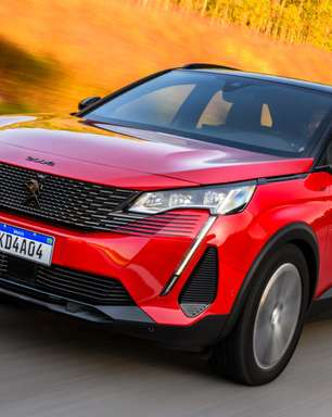 Peugeot 3008 2022 estreia com novo visual a partir de R$ 229.990