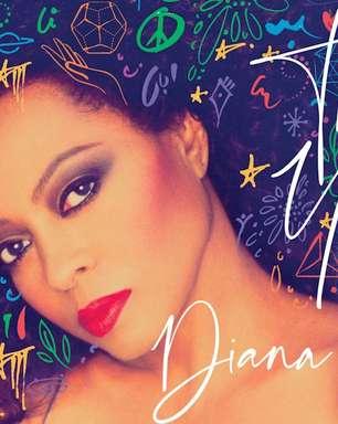 Diana Ross: capa de novo álbum é exibida em prédio de São Paulo