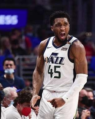 """""""Mitchell foi heroico nos playoffs"""", exalta dirigente do Jazz"""