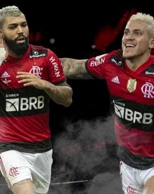 Letais! Muniz iguala Pedro na vice-artilharia, e trio de centroavantes do Flamengo chega a 57% dos gols feitos