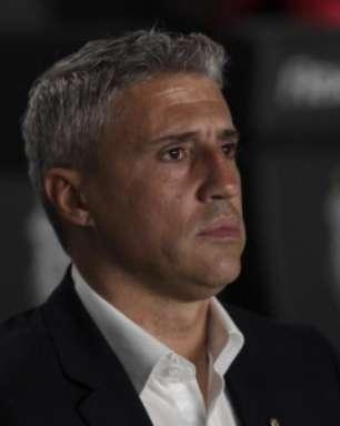 """Crespo diz que São Paulo lutará pela melhor posição, mas ressalta: """"Nunca disse que somos candidatos ao título"""""""