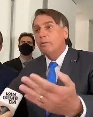 """""""A Globo é uma m*rda, porcaria de imprensa"""", diz Bolsonaro"""