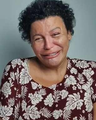 """Marilac chora a morte da mãe: """"Esqueçam as mágoas e amem"""""""