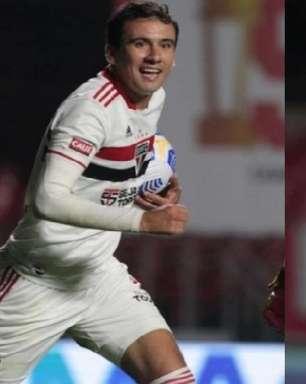 Com Luciano machucado, ataque do São Paulo terá 'briga' por espaço no time titular