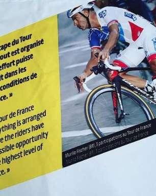 Brasileiro será mais uma vez embaixador do Tour de France