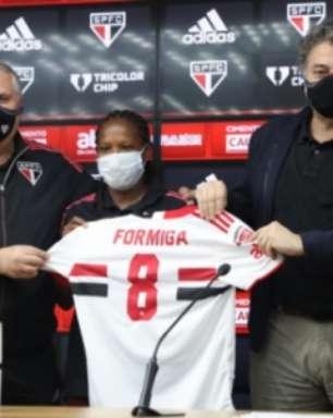 Formiga relembra início no São Paulo e projeta pós-carreira no clube