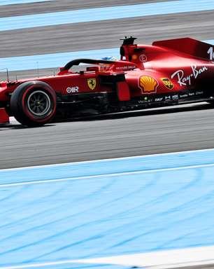 Ferrari F1 comenta sobre problemas de desgaste dos pneus na França