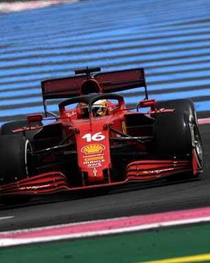 """Ferrari busca solucionar dificuldades conhecidas na França: """"Sabíamos que seria difícil"""""""