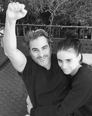 Casal Joaquin Phoenix e Rooney Mara vai estrelar novo filme