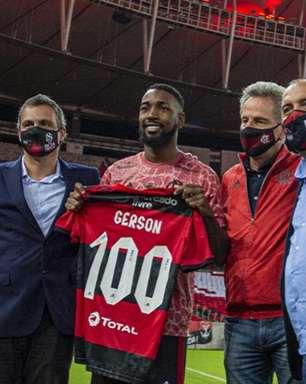 Marcos Braz abre o jogo sobre saída de Gerson do Flamengo: 'Bom para o clube e para o jogador'